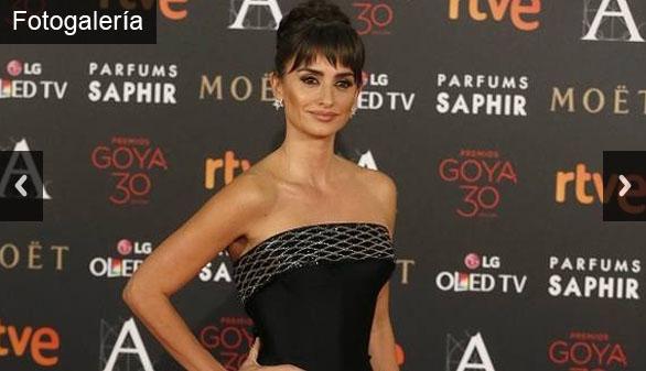 La alfombra roja de los Goya 2016: las mejor y peor vestidas