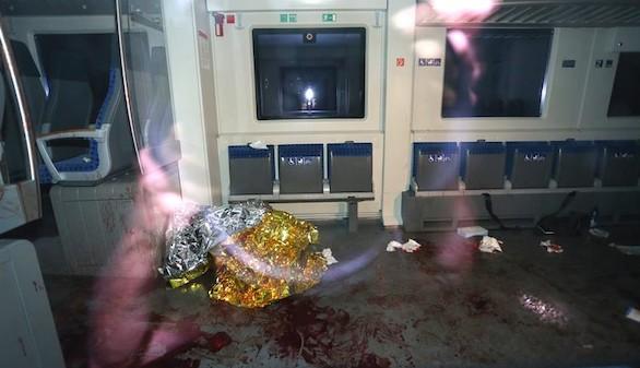 Daesh reivindica el ataque perpetrado en un tren de Alemania
