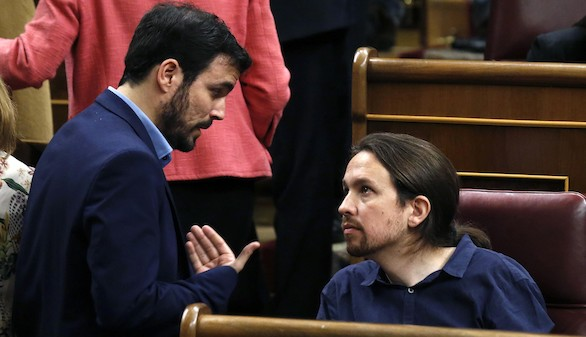 Podemos y UP, ¿es posible un pacto imposible?