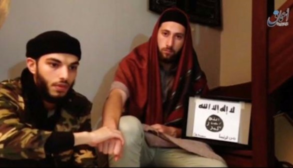 La radicalización de uno de los terroristas de Normandía creció en la prisión