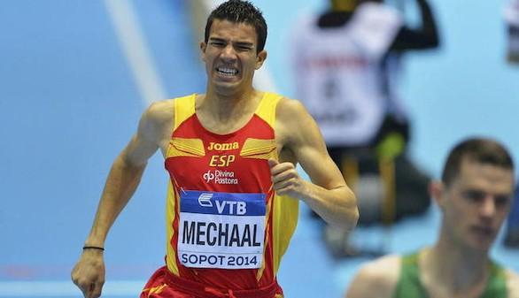 Adel Mechaal, suspendido cautelarmente por la IAAF