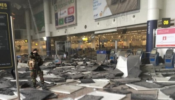 Otro brutal atentado yihadista en el corazón de Europa