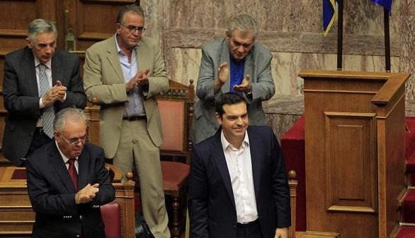 Las metas de Tsipras: recuperación, reducción de deuda y lucha contra el fraude