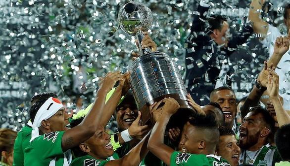 Nacional gana su segunda Copa Libertadores 27 años después (1-0)