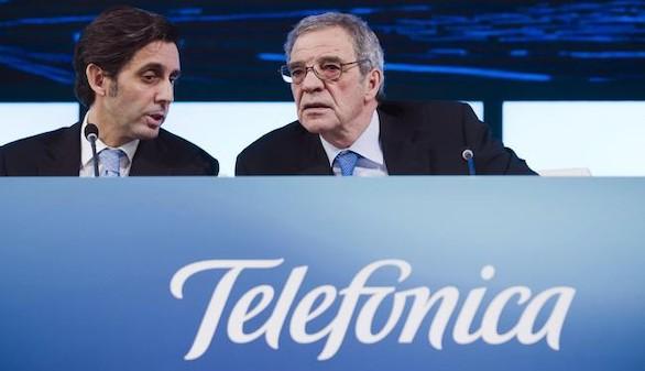 Álvarez-Pallete, nuevo presidente ejecutivo de Telefónica