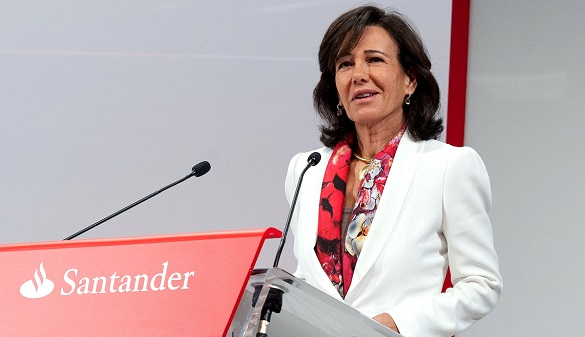 Ana Patricia Botín es la mujer más poderosa de España según Forbes