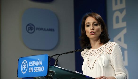El PP acusa a PSOE y C's de