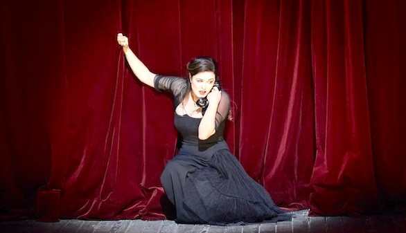 La soprano Anna Caterina Antonacci se sumerge en La voz humana