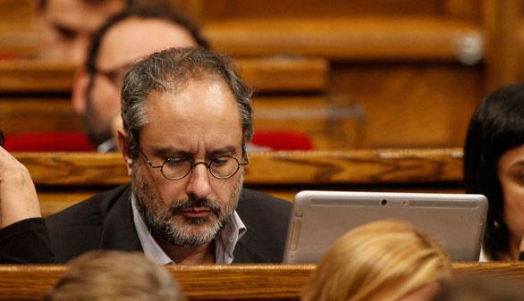 La CUP propone a Romeva como candidato a presidente de Cataluña