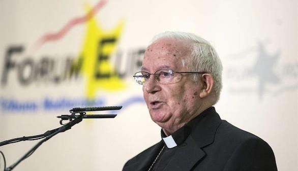El arzobispo de Valencia: