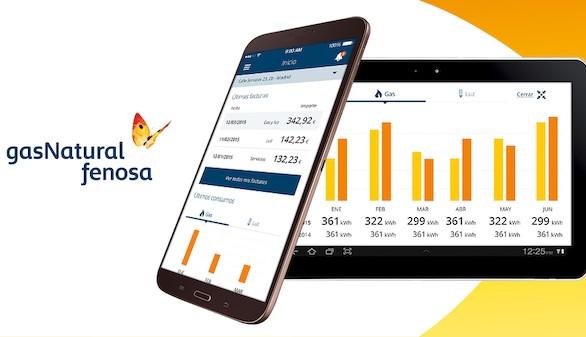 Gas Natural Fenosa lanza una app para comunicarse con sus clientes