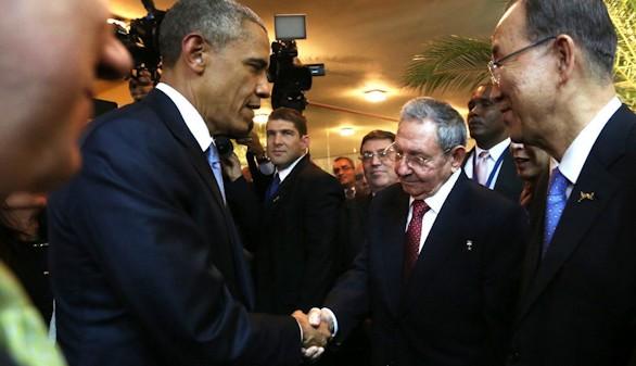 Castro y Obama hablan por teléfono sobre las medidas para aliviar el embargo