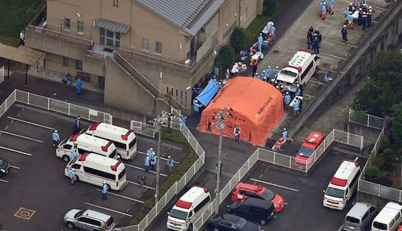 Un apuñalamiento masivo en un centro de discapacitados japonés acaba con 19 muertos