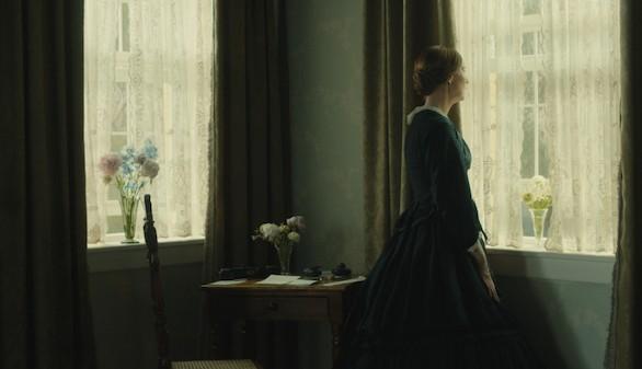 Crítica de cine. Terence Davies filma la perturbadora poesía de Emily Dickinson