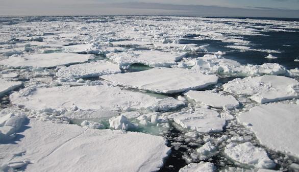 Demostrada la relación entre el tráfico marítimo y el deshielo en el Ártico