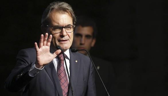 El TSJC desmiente que el Gobierno haya interferido en la imputación de Mas