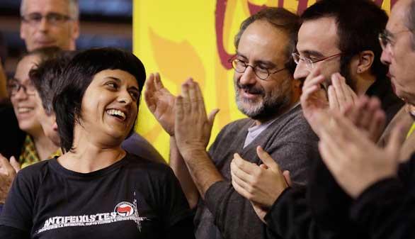 La CUP no descarta investir a Mas pese a la negativa de su asamblea