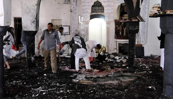 Al menos 137 muertos y más de 300 heridos en tres atentados en Yemen
