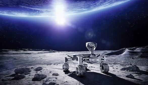 El ambicioso Audi Lunar Quattro, listo para viajar a la Luna