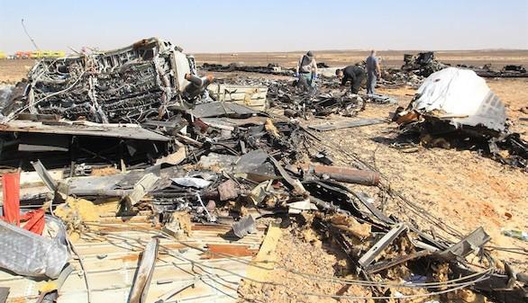 Rusia intensifica los bombardeos contra EI tras reconocer el atentado del Airbus siniestrado en el Sinaí