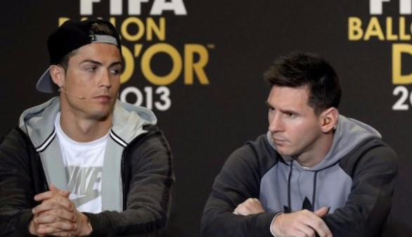 Messi y Ronaldo se ven de nuevo las caras en el Balón de Oro 2015