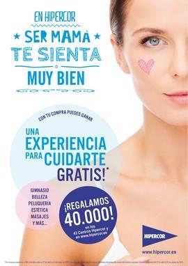 Hipercor regala 40.000 experiencias de belleza