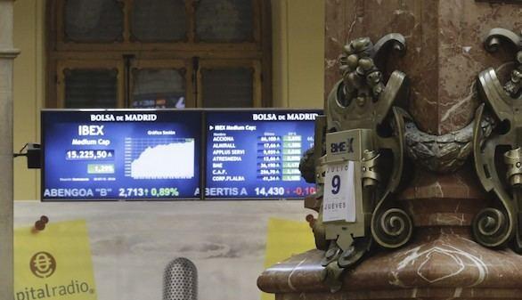 El Ibex-35 cierra la semana por encima de los 11.400 puntos y recupera valores de abril de 2010