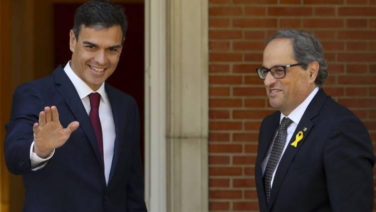 ERC anticipa el contenido de la reunión Sánchez-Torra: la independencia
