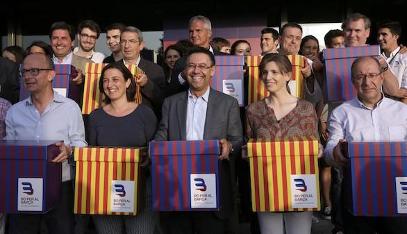 Cinco candidatos pelearán por la presidencia del Barcelona el 18 de julio