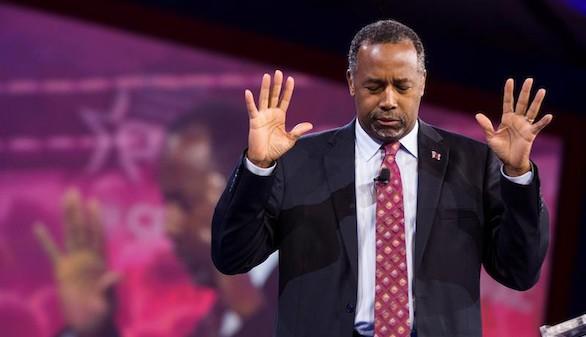 Un rival menos para Trump: Carson se retira de la carrera republicana