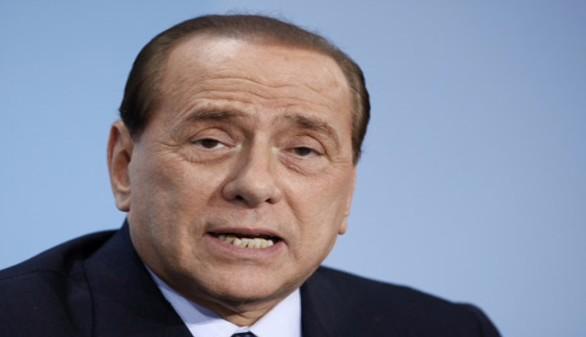 Silvio Berlusconi, operado del corazón