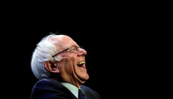 Sanders saborea una pequeña victoria en Wyoming