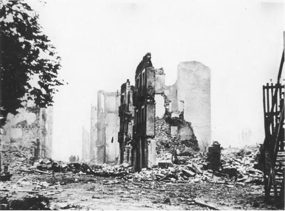 80 años del bombardeo de Guernica: el primer ensayo de guerra total