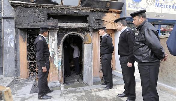 Doce muertos en un ataque a una discoteca de El Cairo