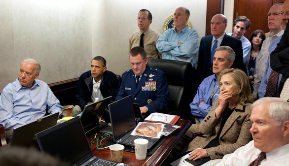 La captura y muerte de Bin Laden, en directo cinco años después