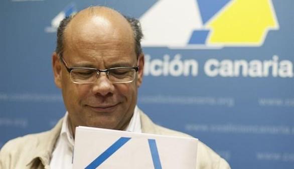Coalición Canaria confirma su apoyo a Mariano Rajoy