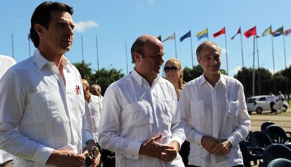 España condona parte de la deuda cubana