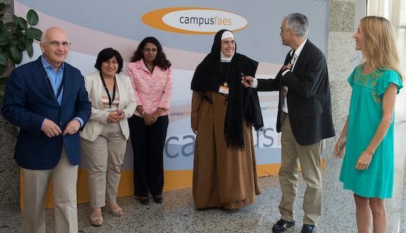 'La persecución de los cristianos en Oriente Medio es un problema internacional'