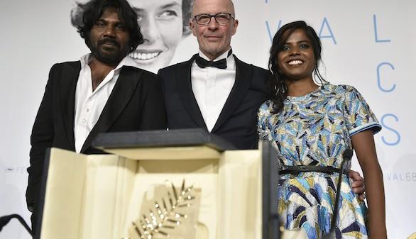 Cannes cierra una 68 edición que se rindió a Inside Out