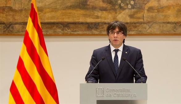 Puigdemont desafía al Estado e incumplirá la sentencia del TC