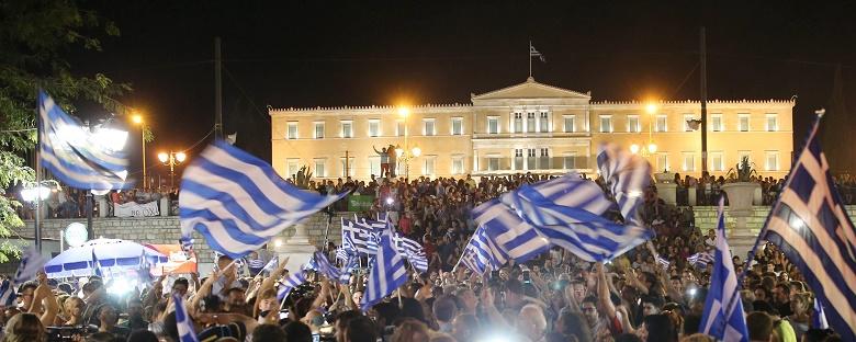 Grecia dice 'no' a Europa