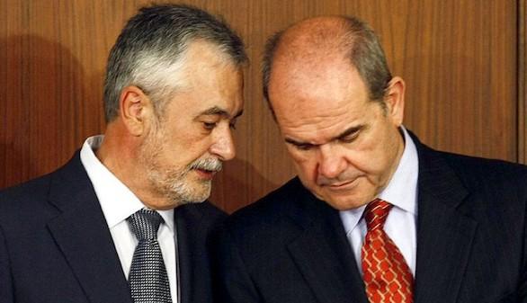 El PP pide cárcel para Chaves y Griñán por