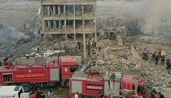 Nuevo atentado en Turquía: al menos 11 muertos y 78 heridos