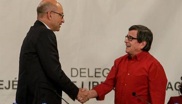 El Gobierno colombiano y el ELN empezarán a negociar el 27 de octubre