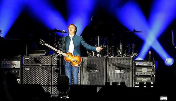 Paul McCartney brinda en Madrid una vibrante lección de historia de la música