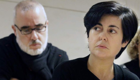 Basterra y Porto, condenados a 18 años de cárcel por el asesinato de su hija