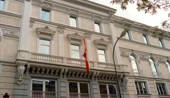 Suspendido un policía que grabó a escondidas en el vestuario femenino del CGPJ