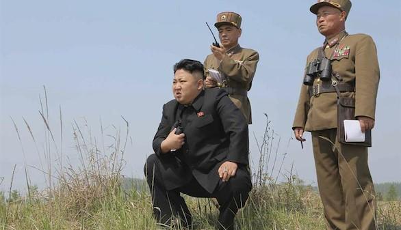 Kim Jong-un asegura tener armas nucleares listas para ser usadas