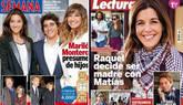 Mariló presume de hijos y Raquel Sánchez Silva se decide a dar el paso de tenerlos