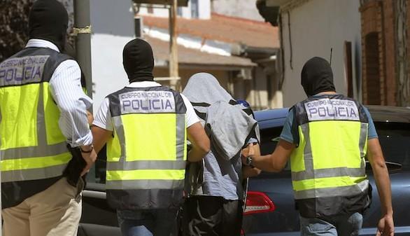 El juez decreta prisión para el presunto yihadista detenido en Madrid
